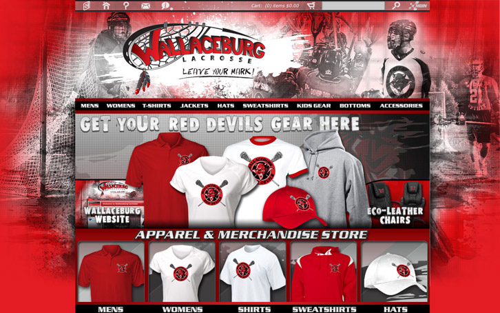 Wallaceburg Apparel Store