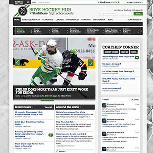 MN Hockey Hub