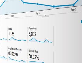 Google analytics, a must-do