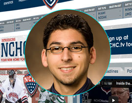 NCHC's Michael Weisman plans and executes ambitious social media strategy
