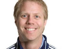 National Sports Center webmaster Scott Clasen thrives when the pressure is greatest