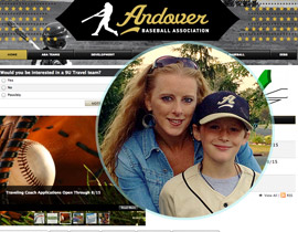 ANDOVER WEBMASTER SWINGS FOR FENCES